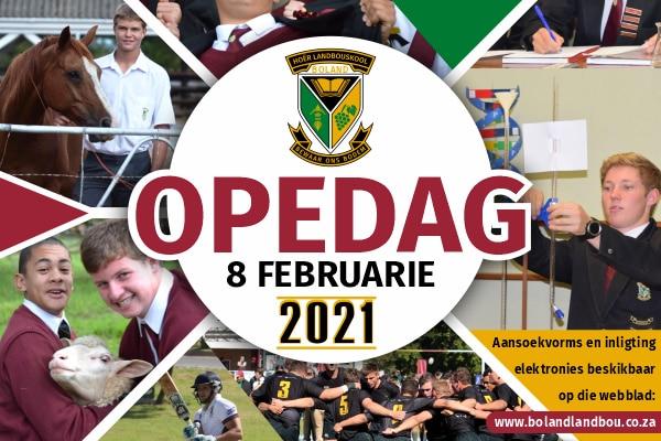 OPEDAG 2021
